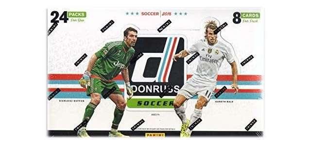 2016 Donruss Soccer Donruss Accomplishments Cards