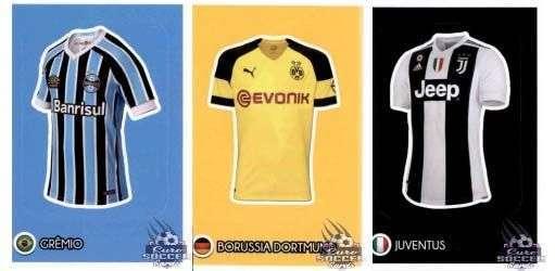 Camisetas Panini Fifa 365