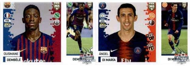 Team Mate Panini Fifa 365 Official Sticker Álbum 2019