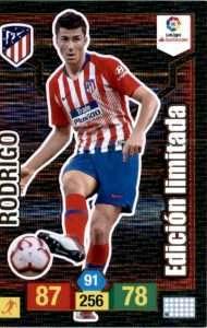 Rodrigo Edición Limitada Adrenalyn XL 2018-19