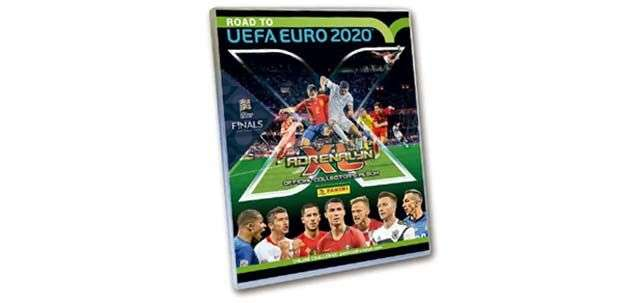 CARD PANINI ADRENALYN ROAD TO EURO 2020 N.270 ROBERTSON SCOTLAND FANS FAVOURITE