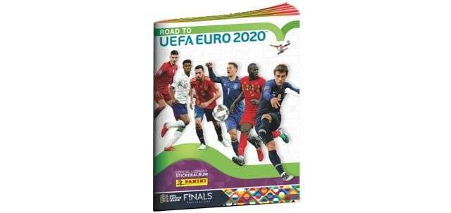 CARD PANINI ADRENALYN ROAD TO EURO 2020 N.129 DE VRIJ NETHERLANDS