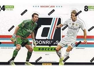 Panini Donruss Soccer 2016