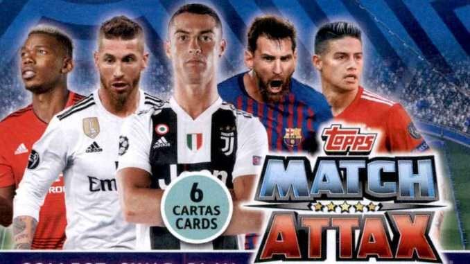 Match Attax Liga de Campeones 18//19 Joshua Kimmich 100 Club Trading Card 2018//19