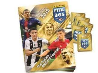 Panini FIFA 365 Official Sticker Álbum 2019